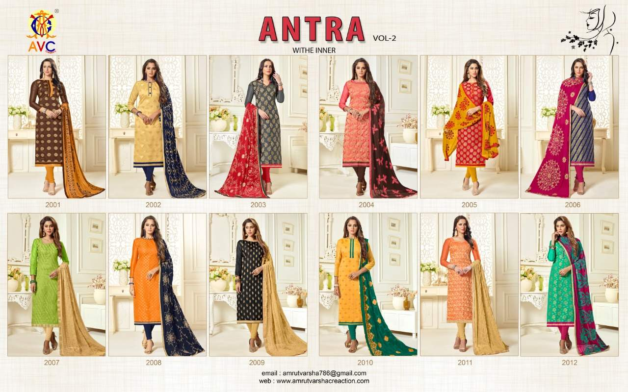 AVC Antara Vol 2 collection 6