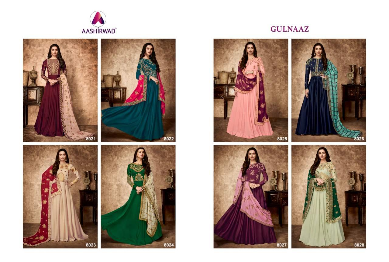 Aashirwad Gulnaaz collection 3