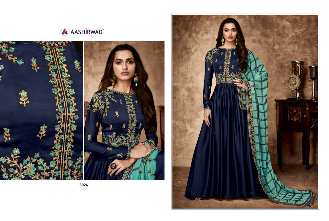 Aashirwad Gulnaaz collection 8