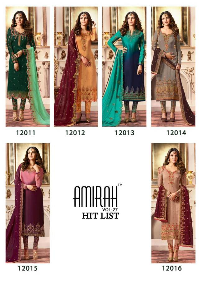 Amirah Vol 27 collection 4