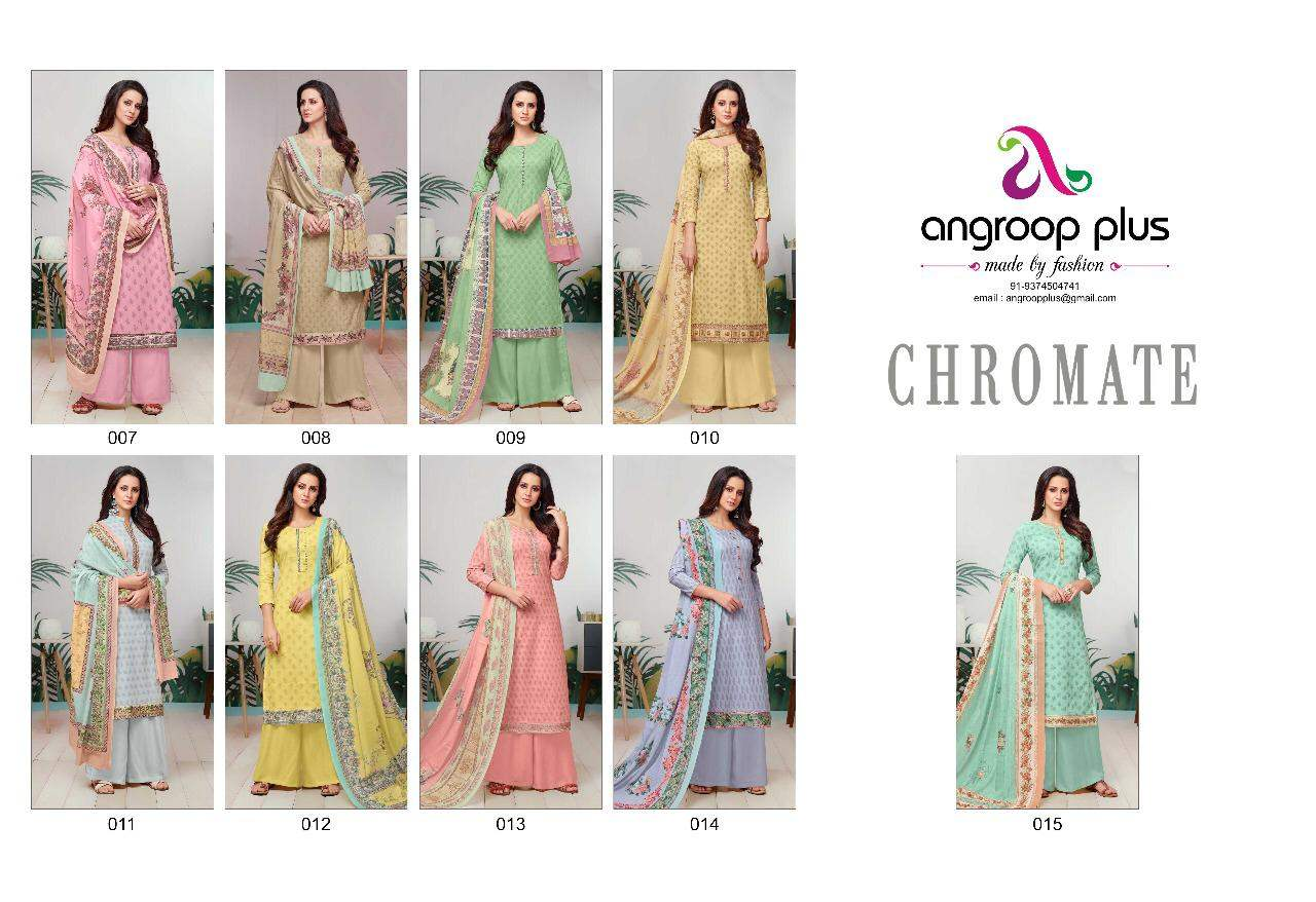 Angroop Chromate collection 8