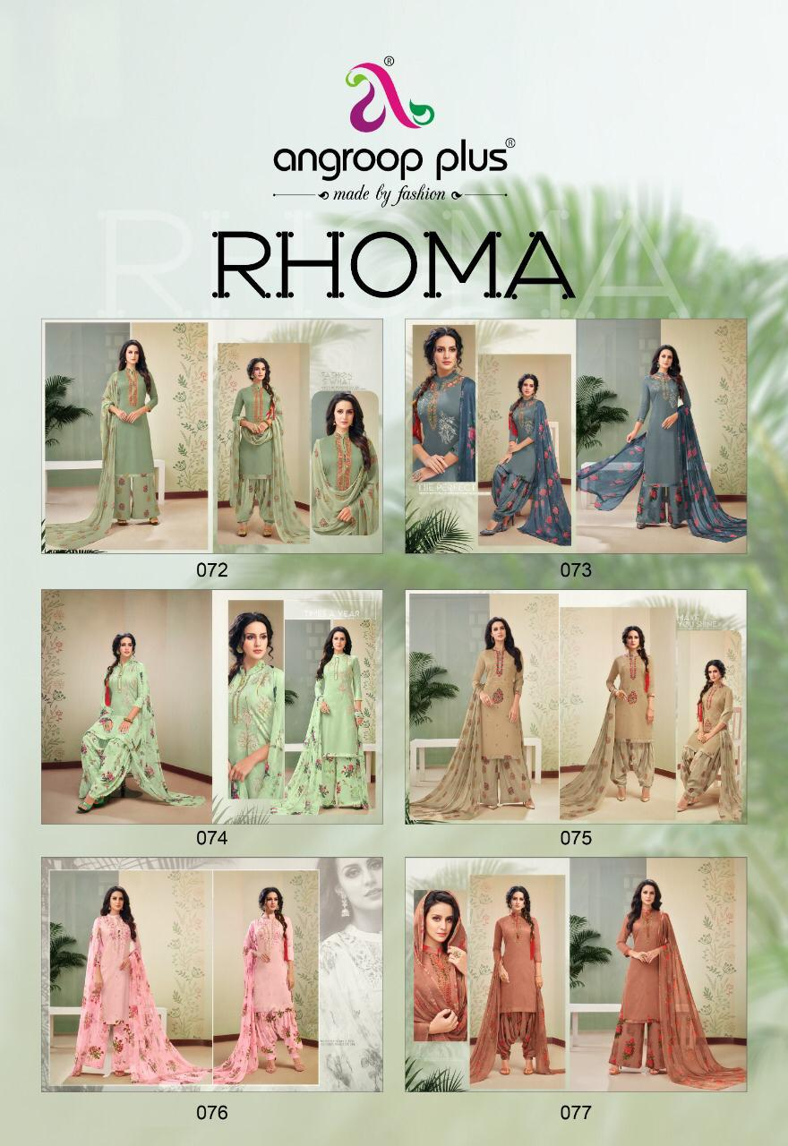 Angroop Rhoma collection 7