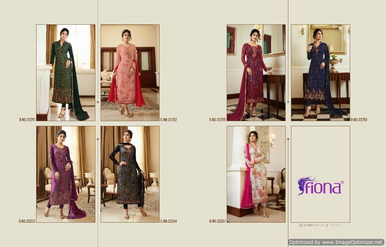 Fiona Kritika 7 collection 1