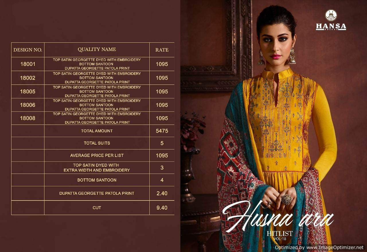 Hansa Husna Ara 18 collection 6