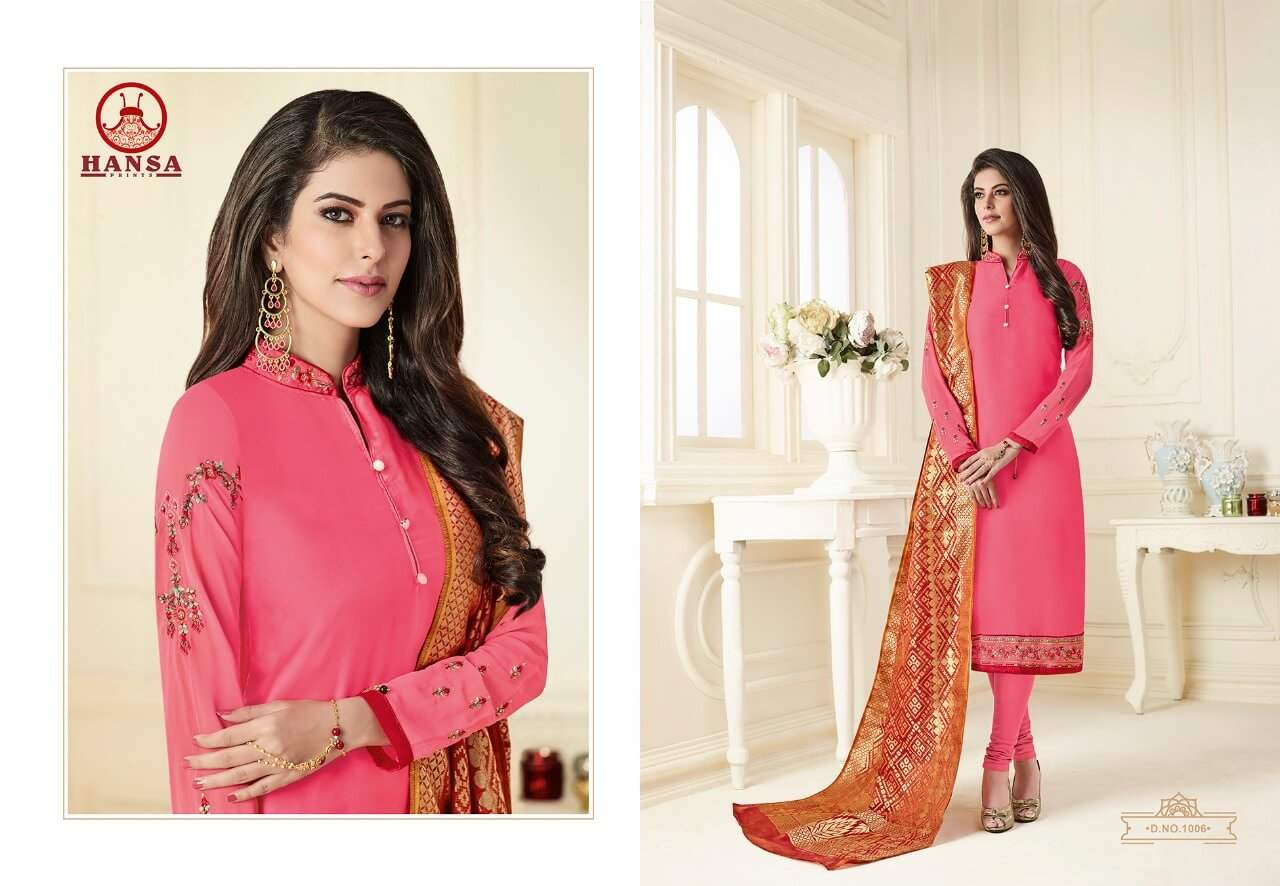 Hansa Print Husna Banaras collection 3