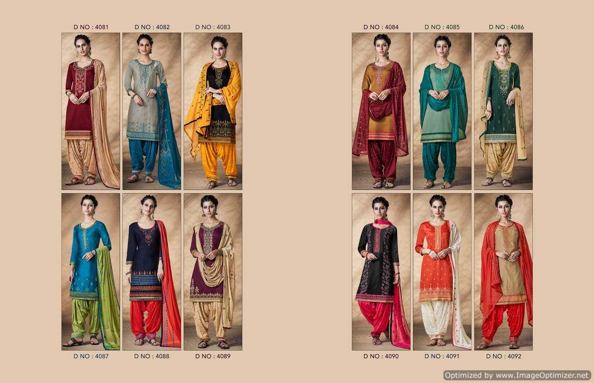 Kessi Patiala House Vol 69 collection 2