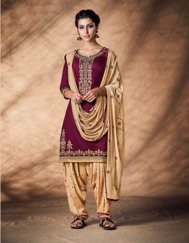 Kessi Patiala House Vol 69 collection 12