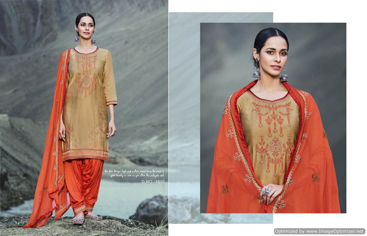 Kessi Patiala House Vol 71 collection 1