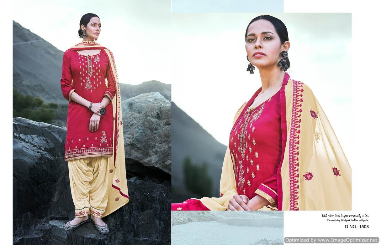 Kessi Patiala House Vol 71 collection 4