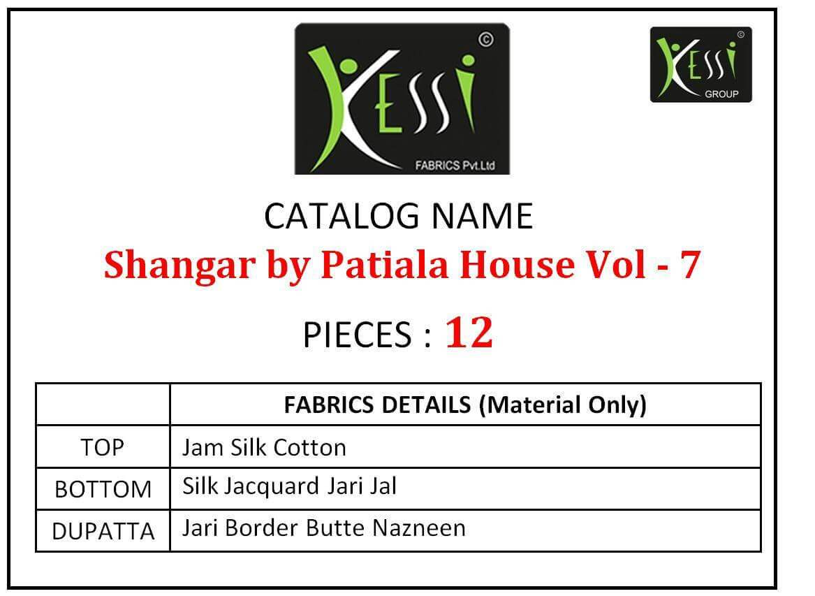 Kessi Shangar Patiala House 7 collection 2