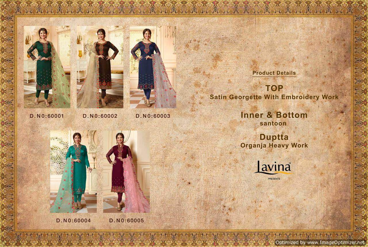 Lavina Vol 60 collection 4