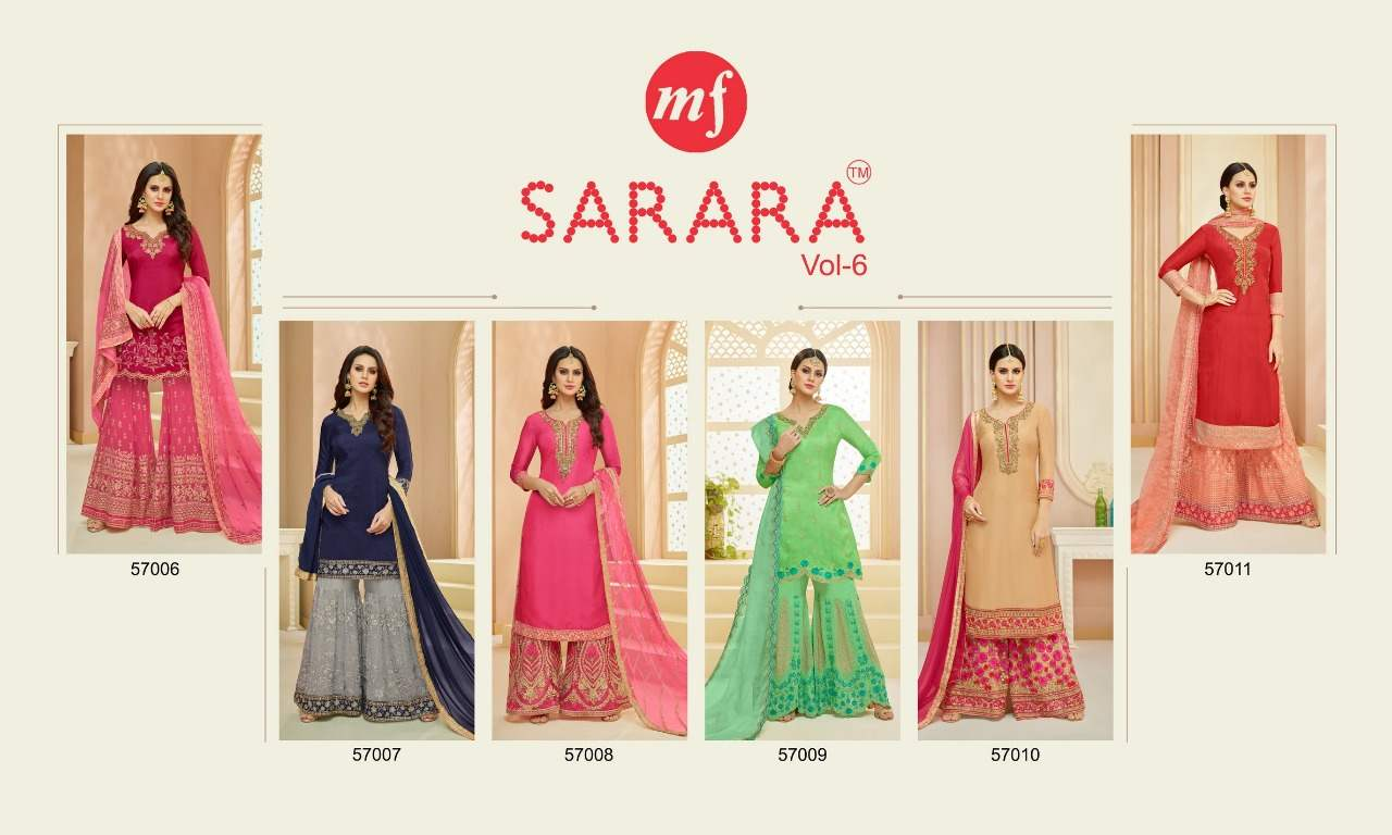 Moof Sarara Vol 6 collection 1