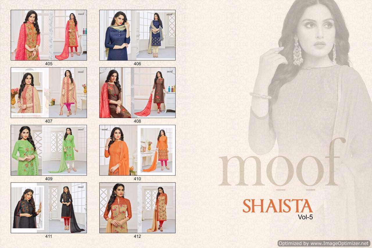 Moof Shaista Vol 5 collection 2