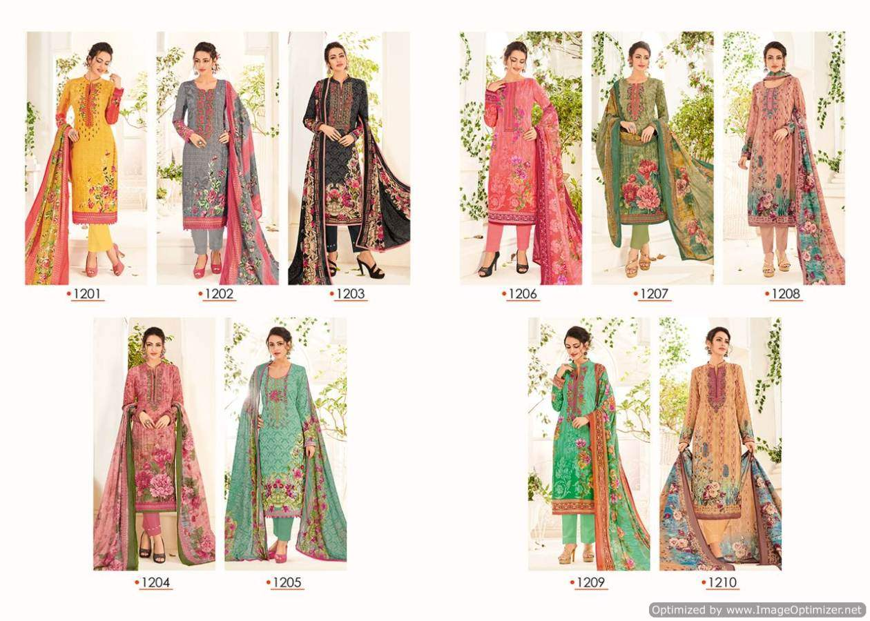 Muslin Vol 12 collection 2