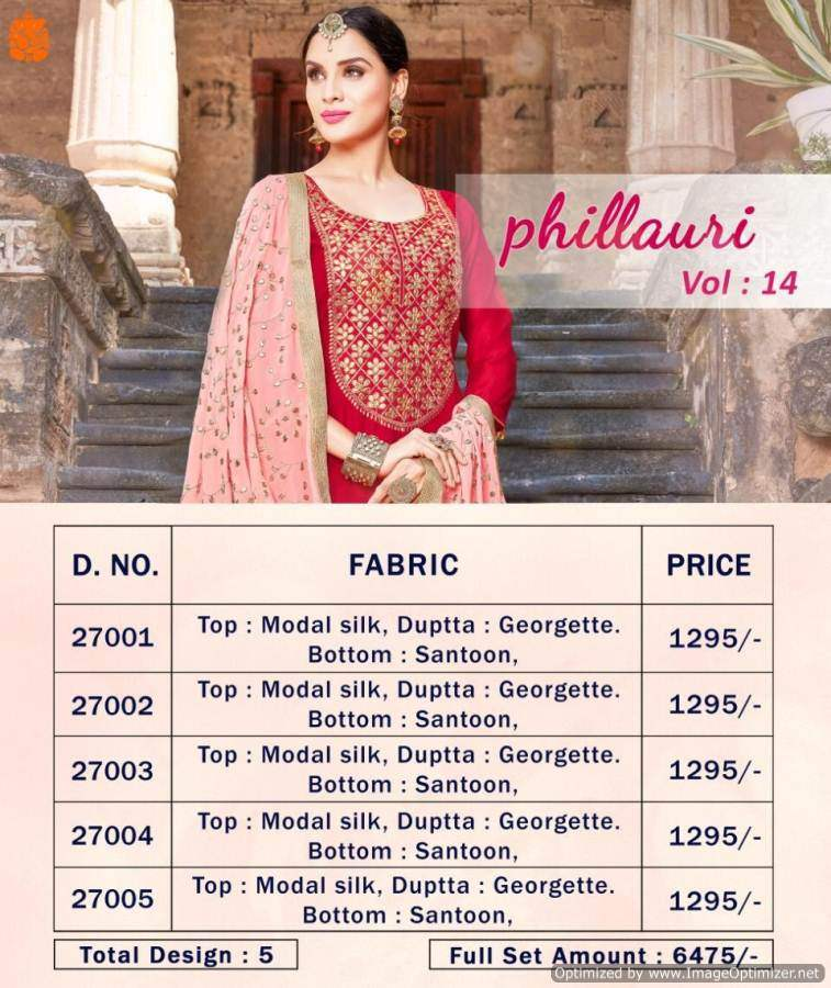 Phillauri Vol 14