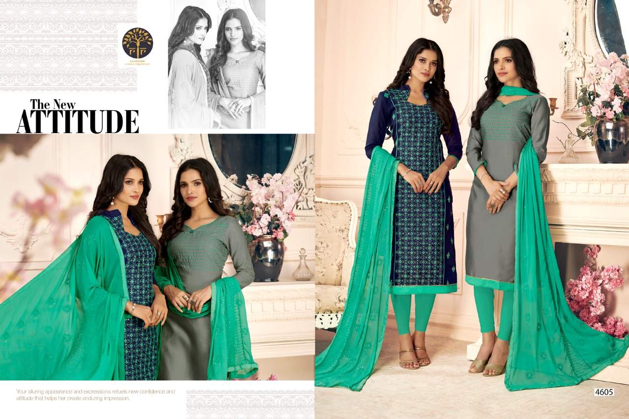 R R Fashion Hum Tum Vol 9 collection 1