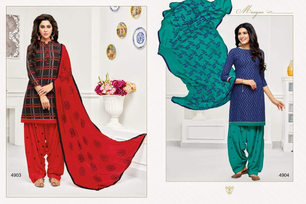 R R Fashion Rr Patiyala collection 2