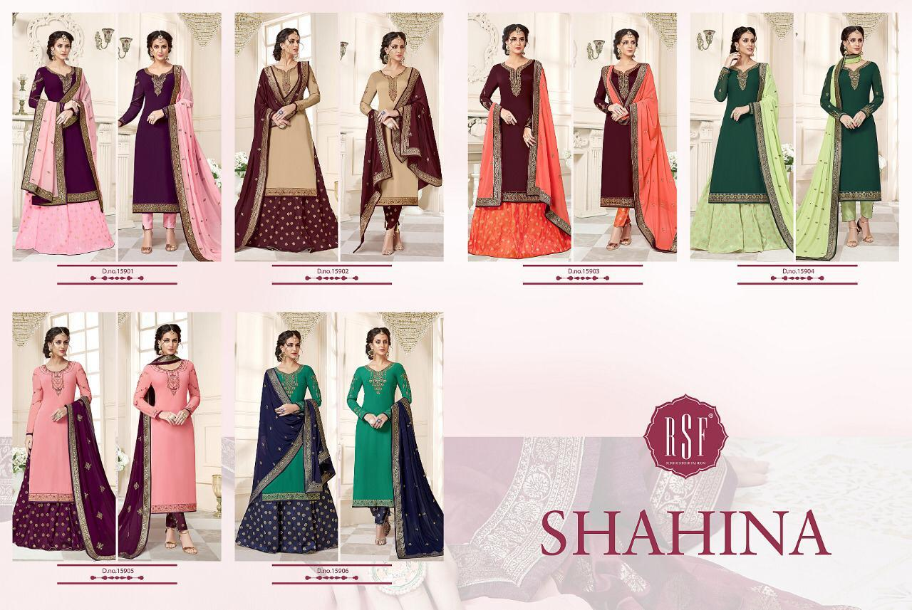 RSF Shahina collection 4