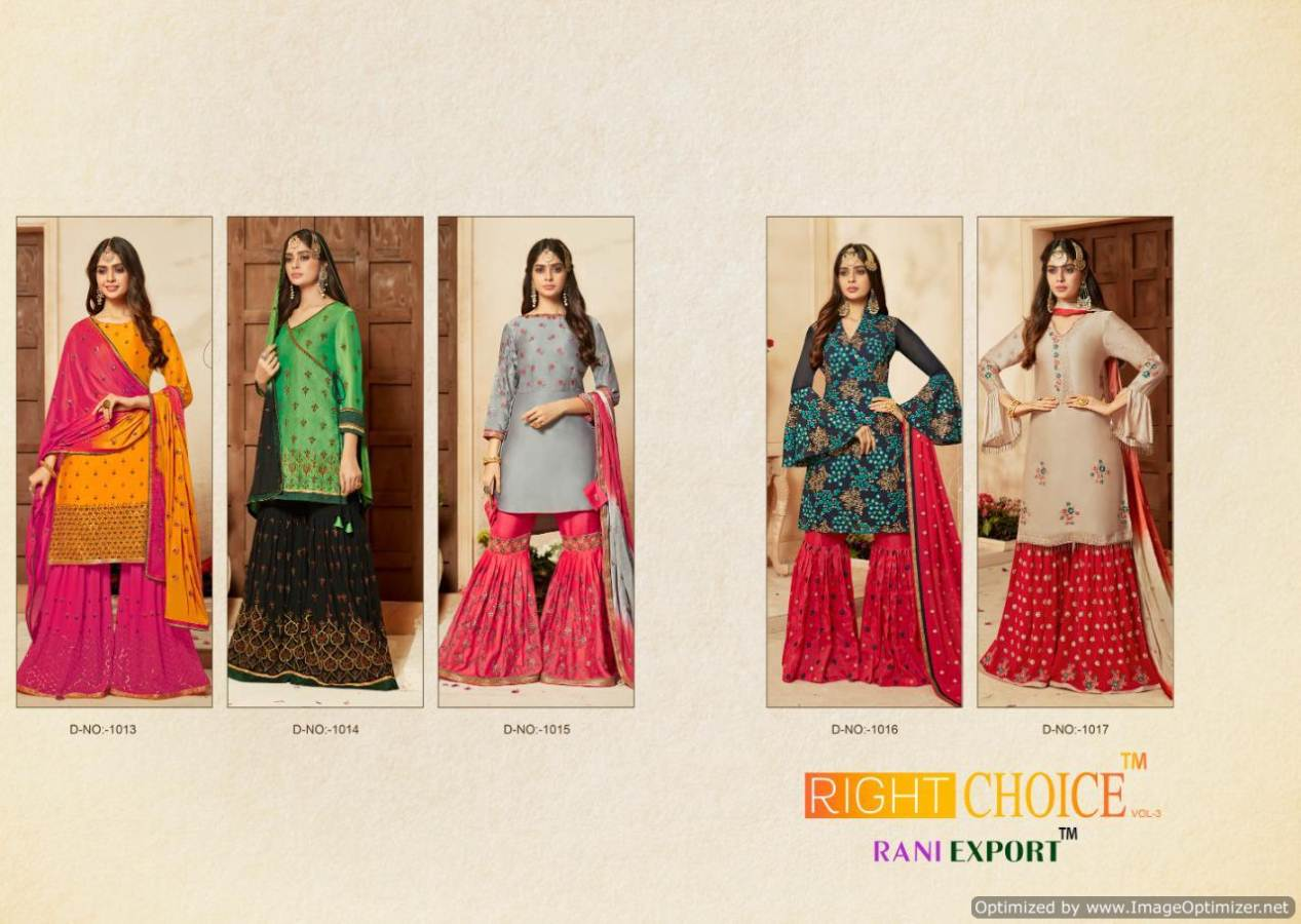 Rani Right Choice 3 collection 2