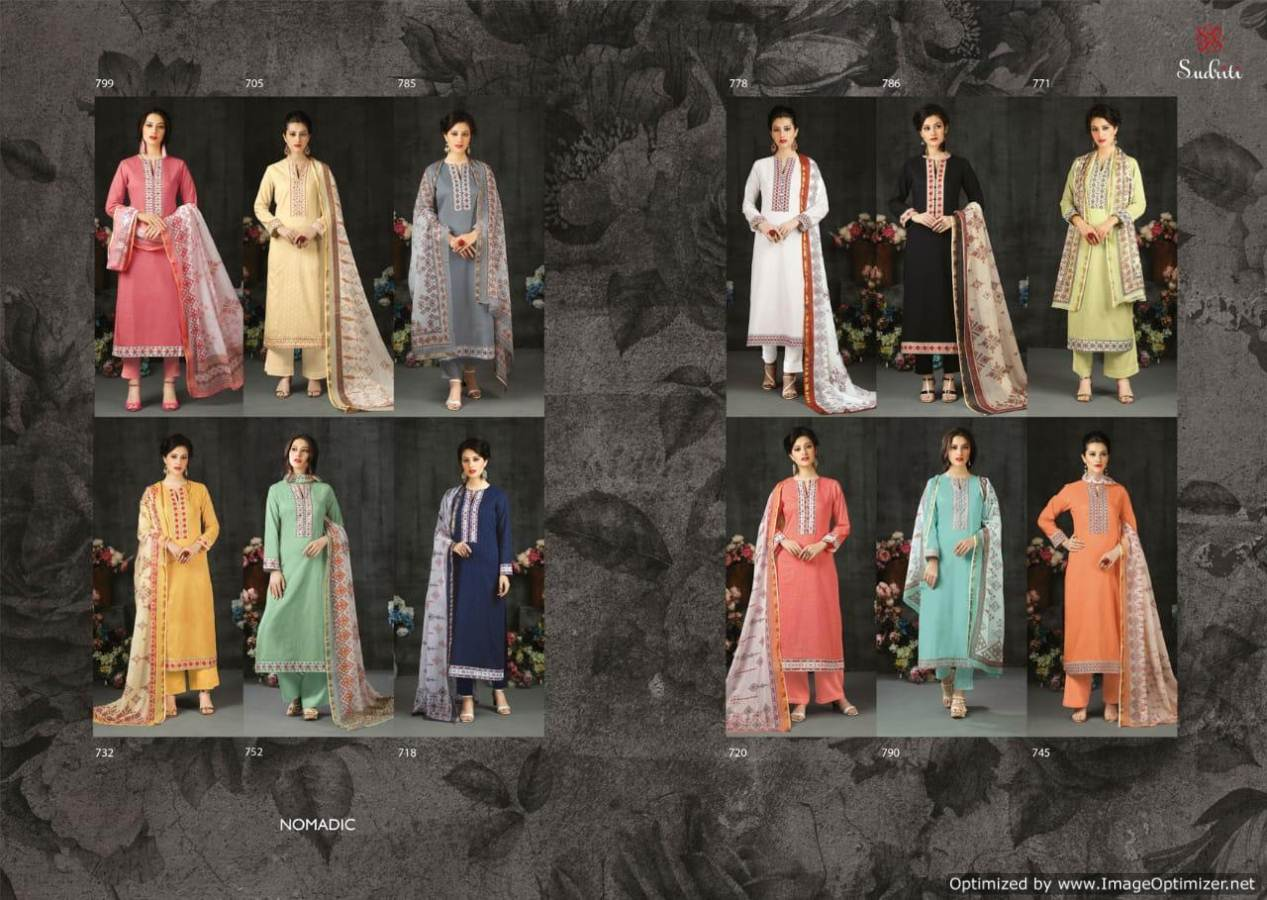 Sahiba Nomadic collection 9