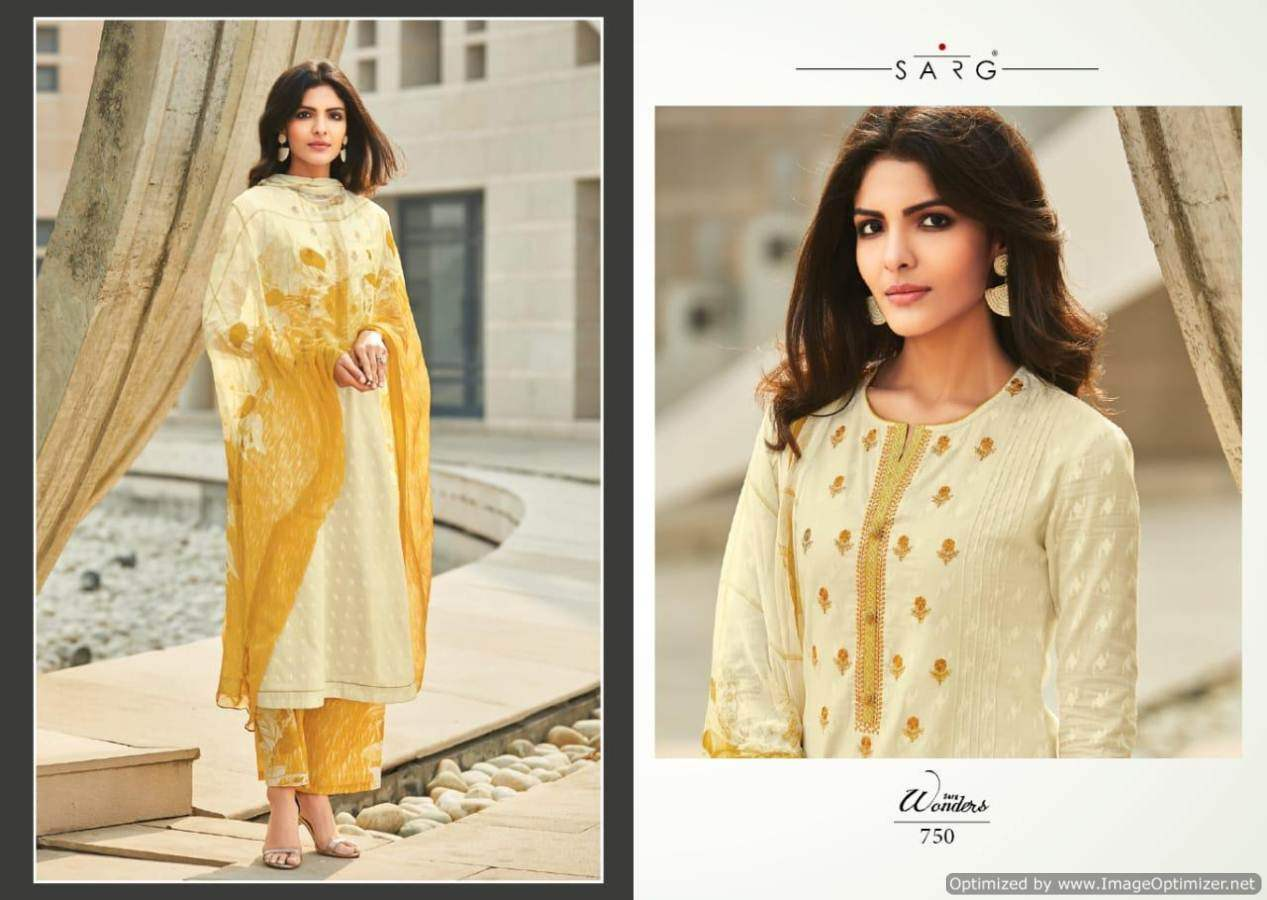 Sahiba Sarg Wonders collection 10
