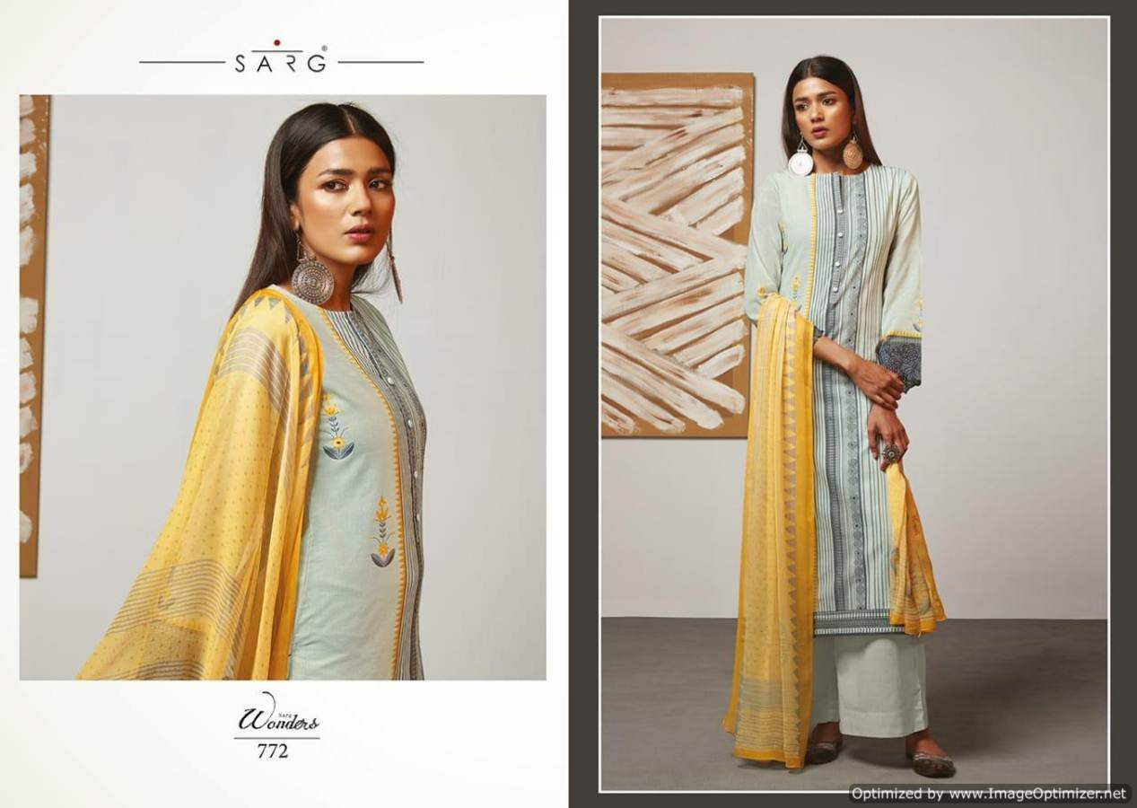 Sahiba Sarg Wonders collection 9