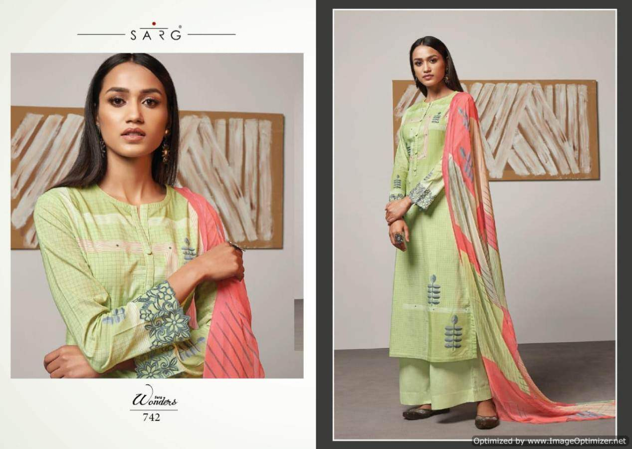 Sahiba Sarg Wonders collection 3