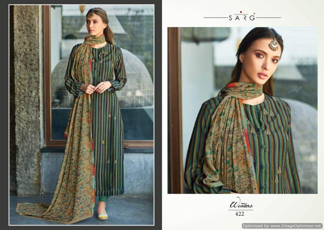Sahiba Sarg Wonders collection 2