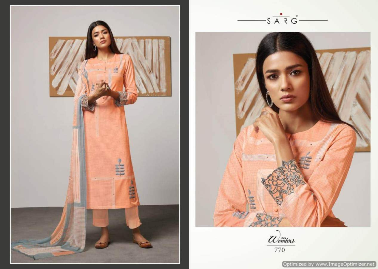 Sahiba Sarg Wonders collection 1