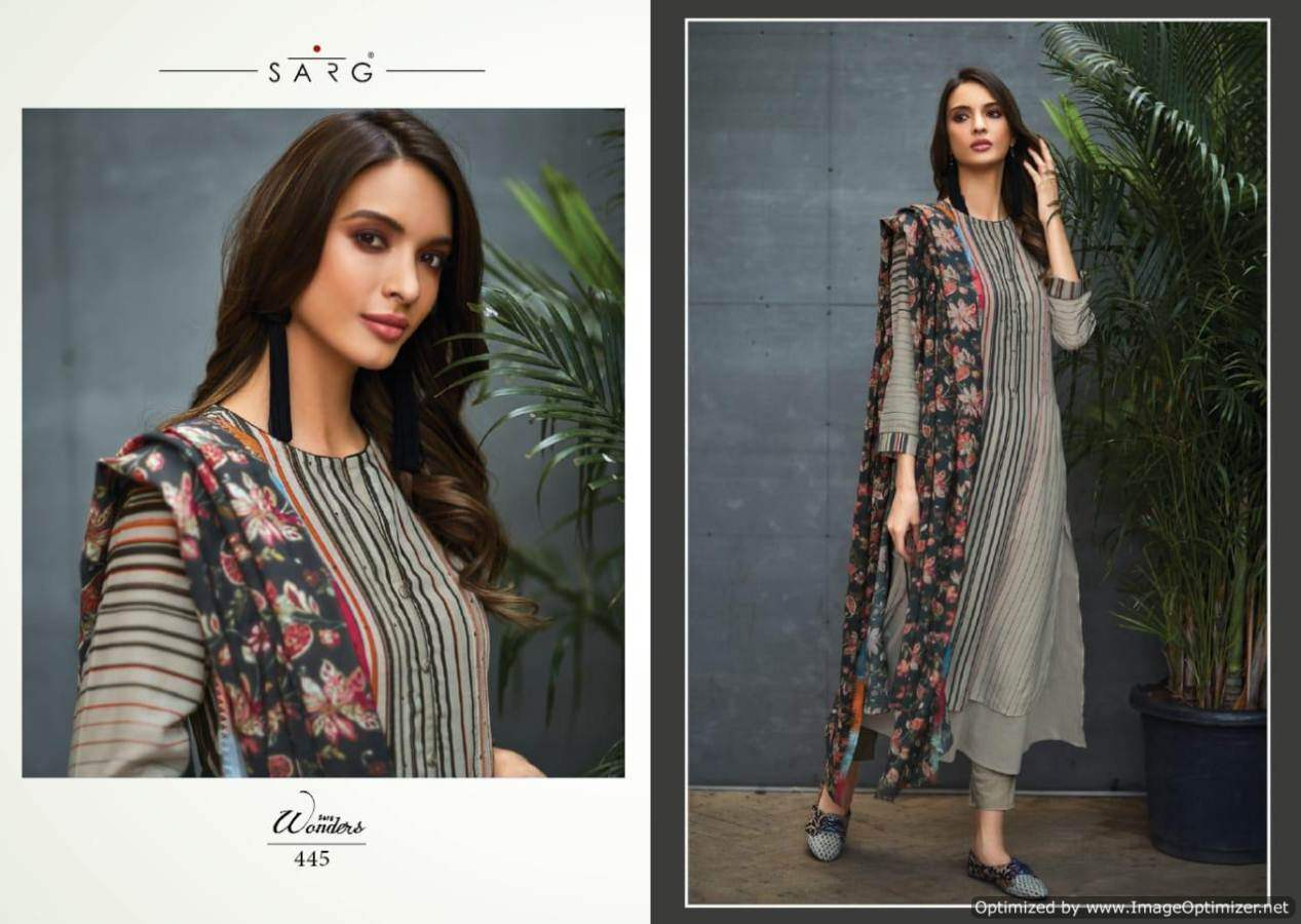 Sahiba Sarg Wonders collection 11