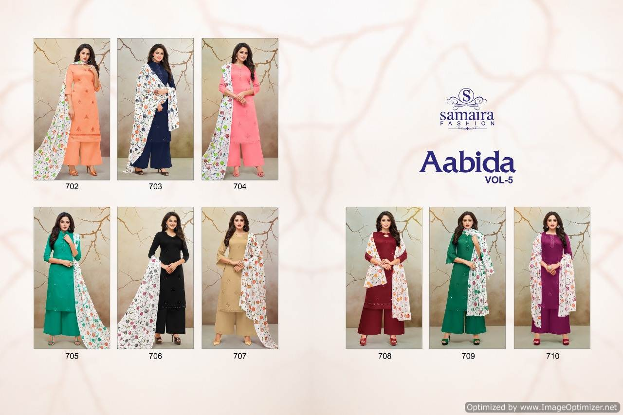 Samaira Aabida 5 collection 7