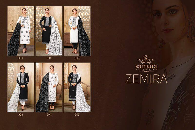 Samaira Zemira collection 4