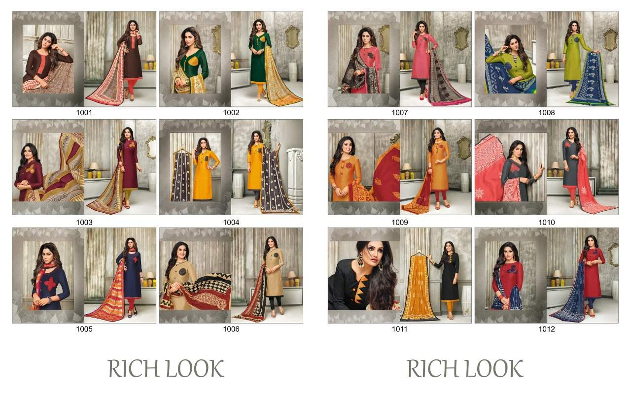 Shagun Life Style Rich Look collection 1