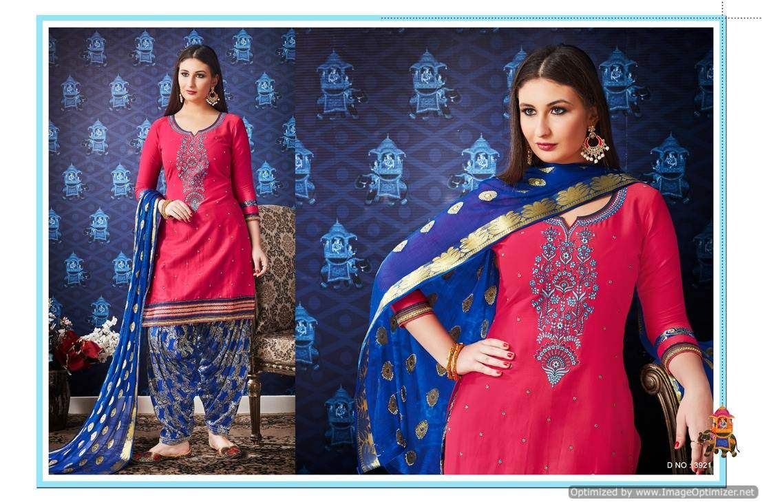 Shangar Patiala House Vol 8 collection 1