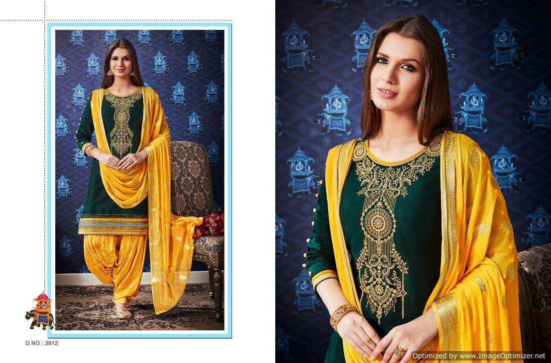 Shangar Patiala House Vol 8 collection 2