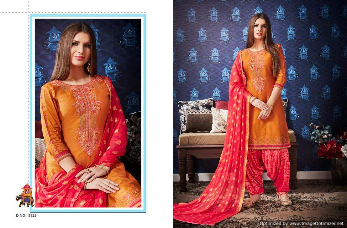 Shangar Patiala House Vol 8 collection 3