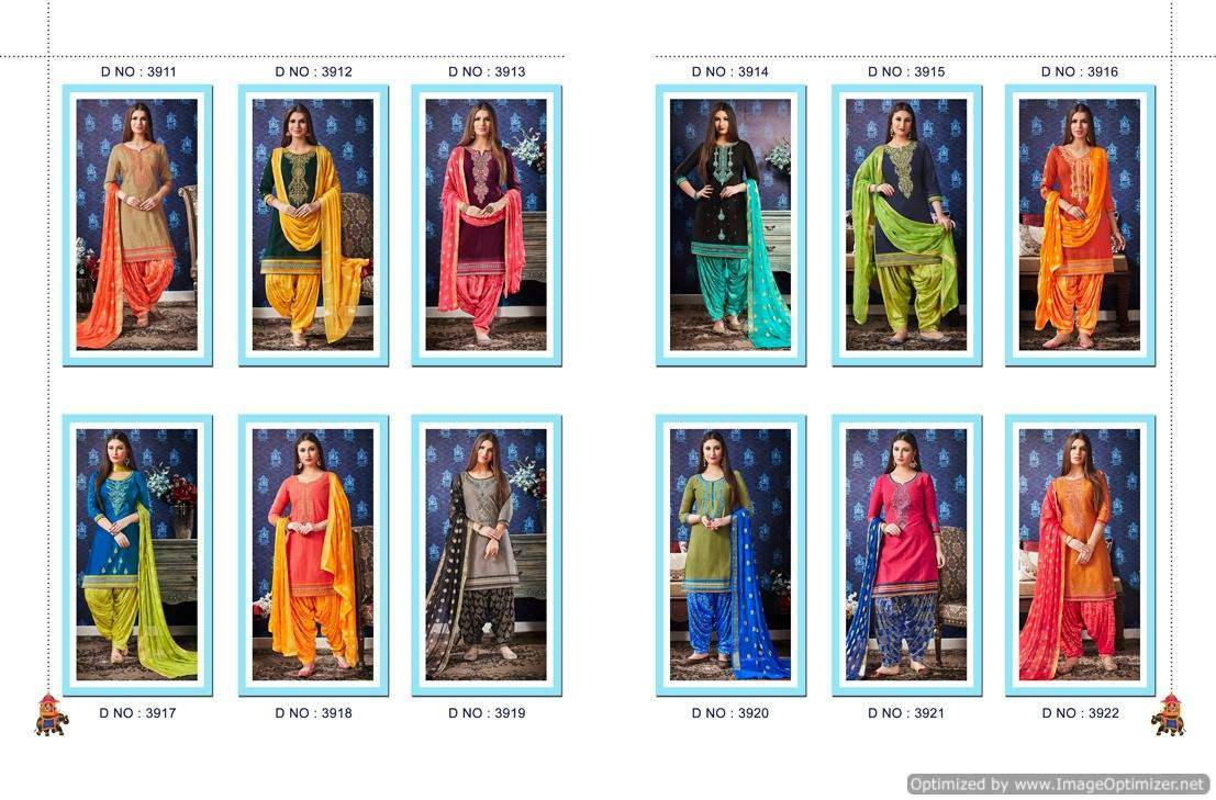 Shangar Patiala House Vol 8 collection 11