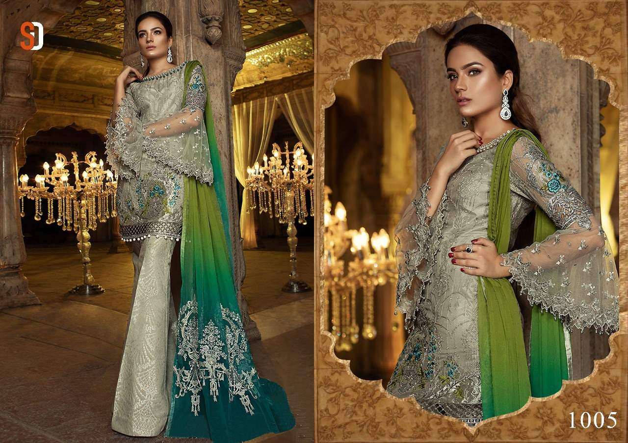 Sharddha Rehana Maria B collection 5