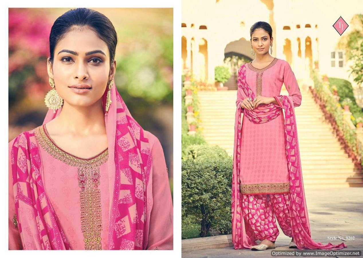 Tanishk Royal Silk 4 collection 8