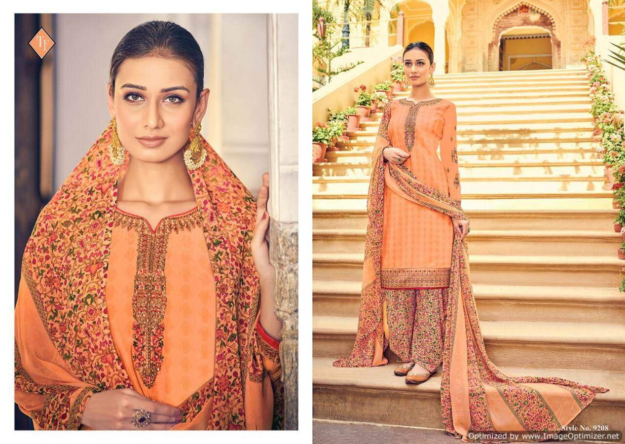 Tanishk Royal Silk 4 collection 7