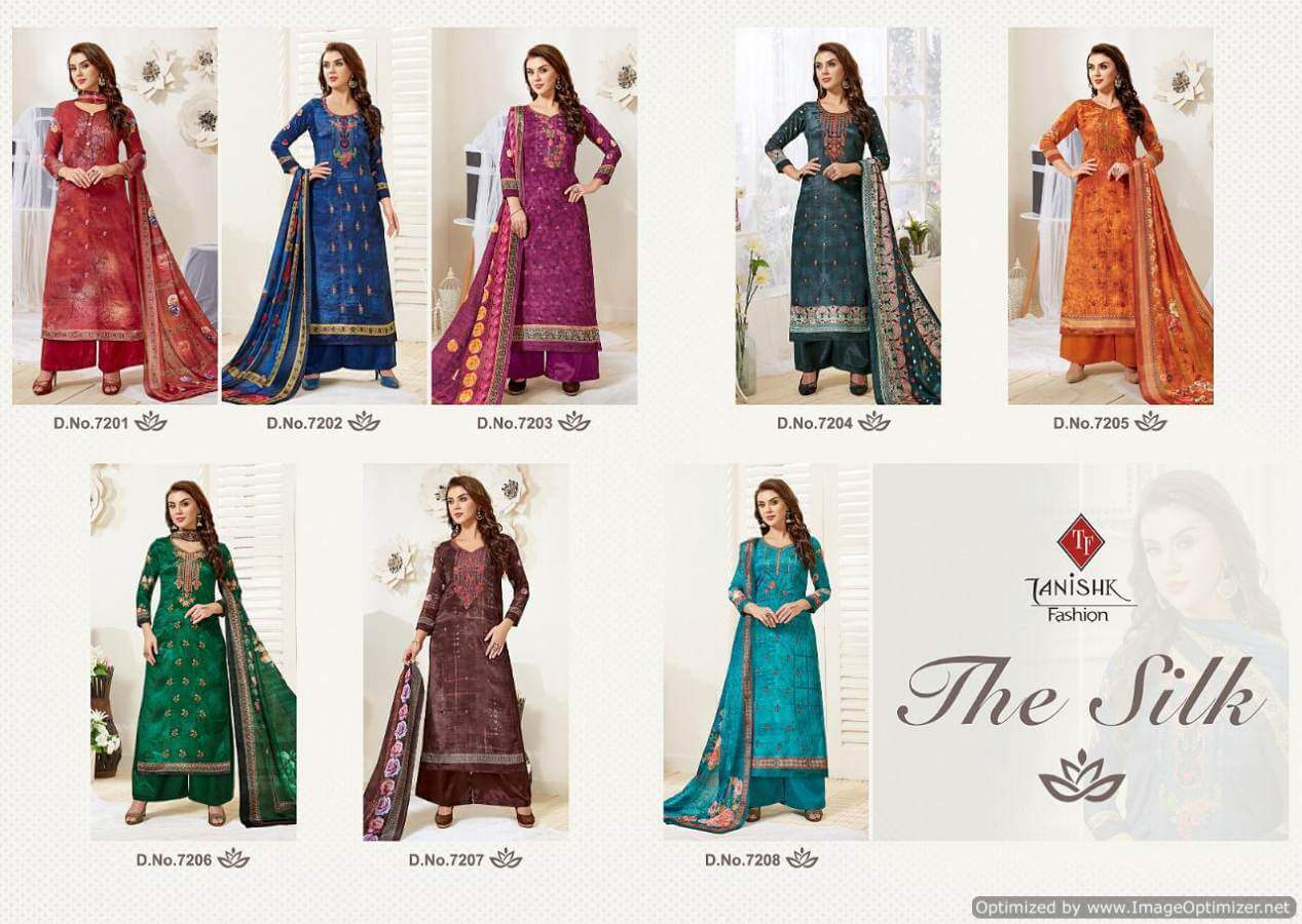 Tanishk The Silk collection 5