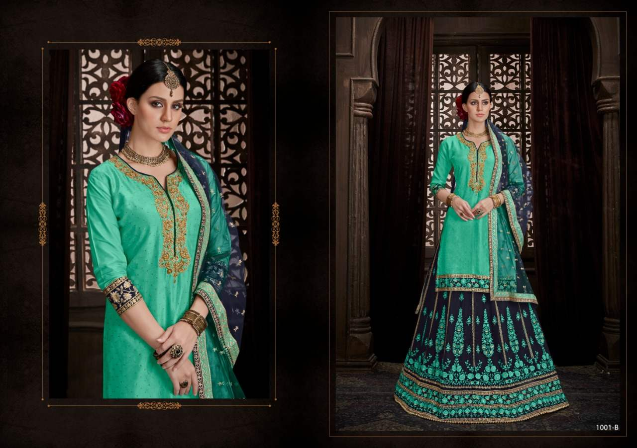Utsav Suits Mehandi Vol 3 collection 3