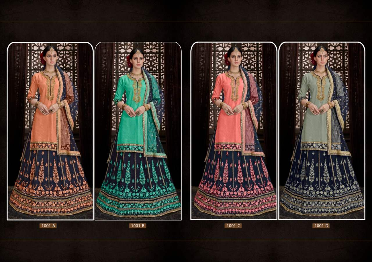 Utsav Suits Mehandi Vol 3 collection 2