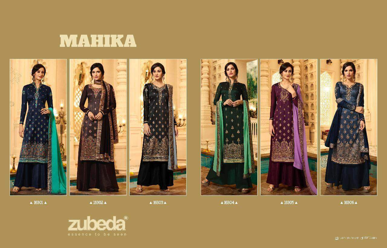 Zubeda Mahika collection 6