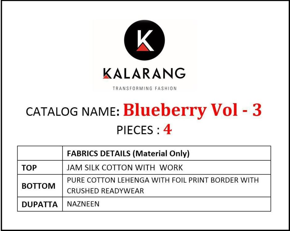 kalarang Blueberry 5 collection 6