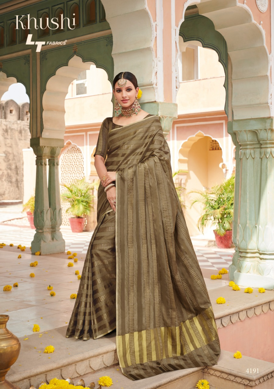 Lt Fabric Khushi collection 7