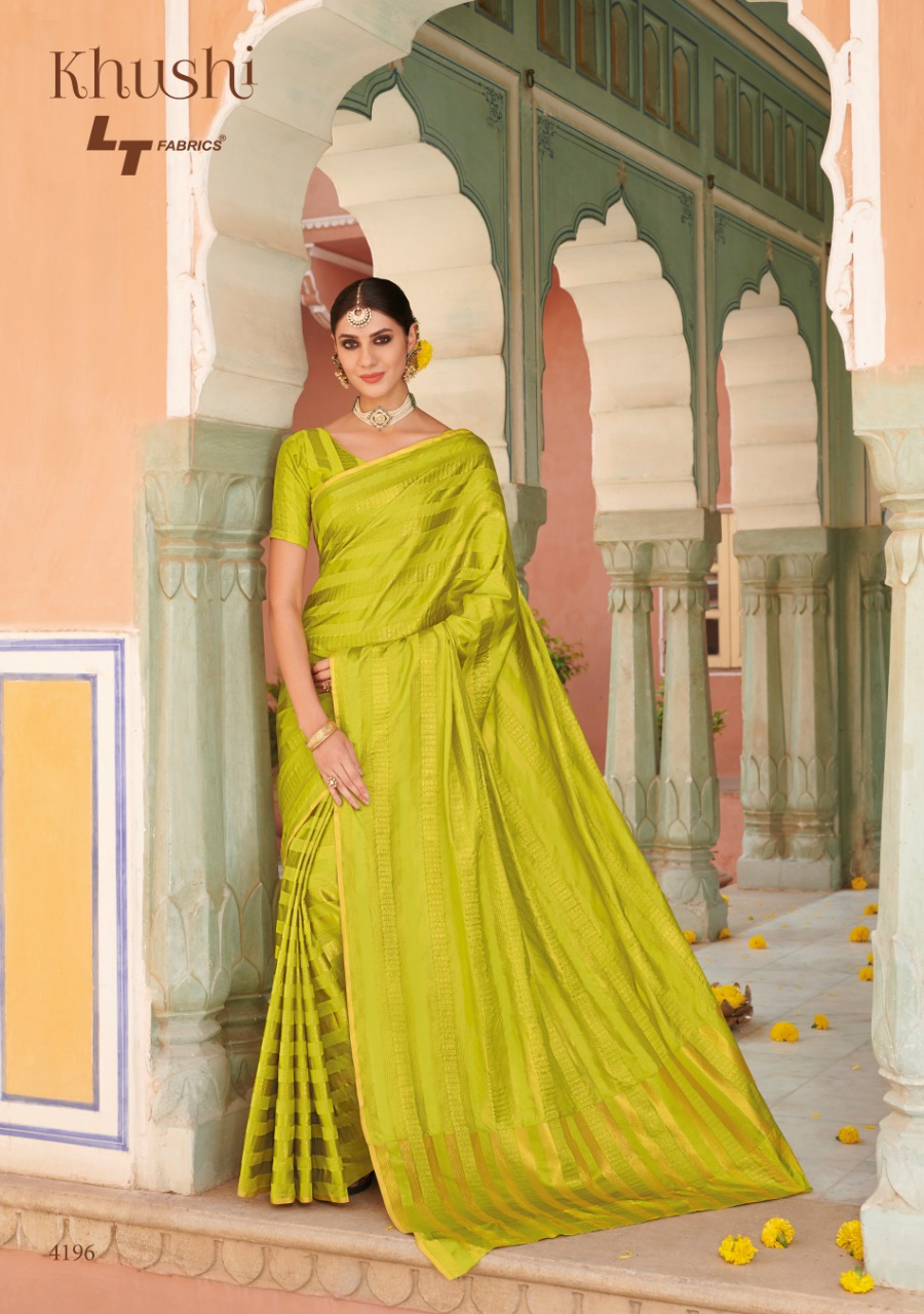 Lt Fabric Khushi collection 5