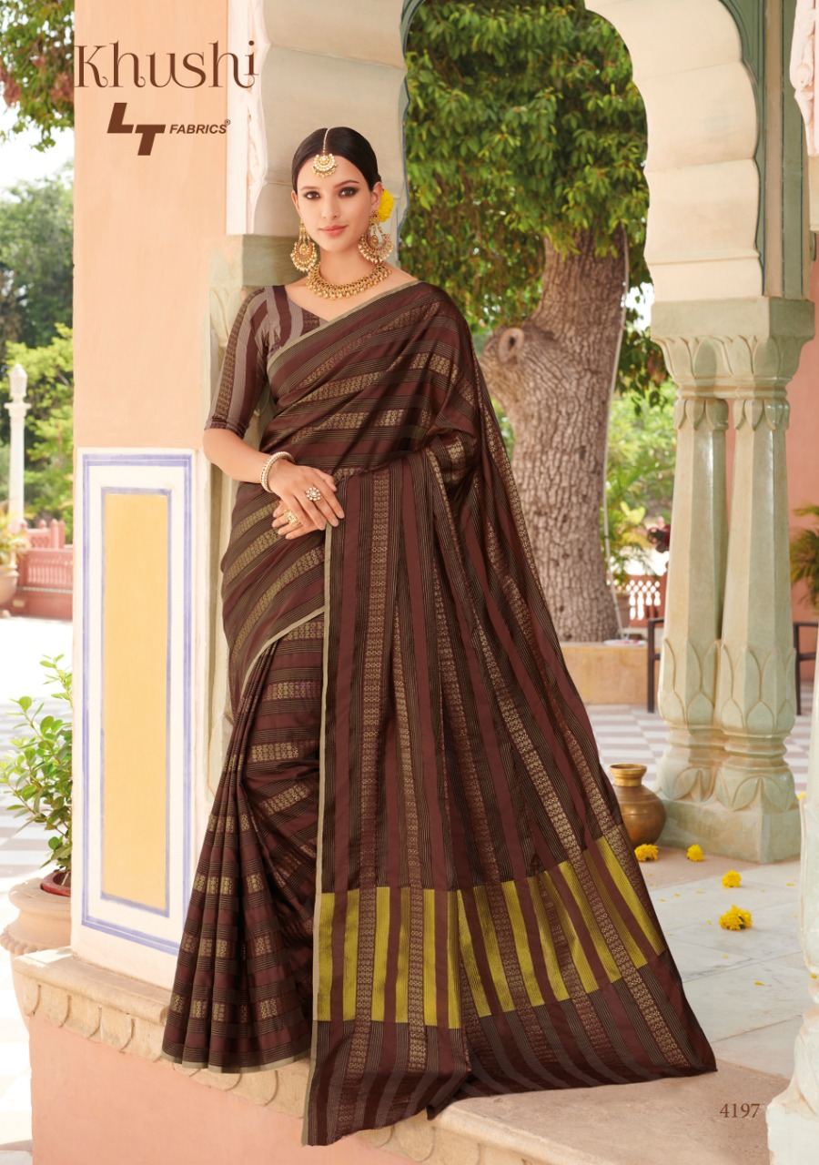 Lt Fabric Khushi collection 3