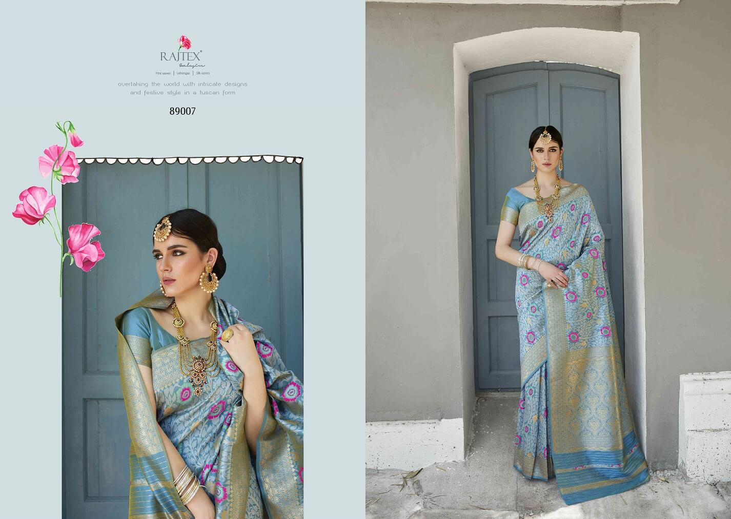 Rajtex Karmala Silk collection 9