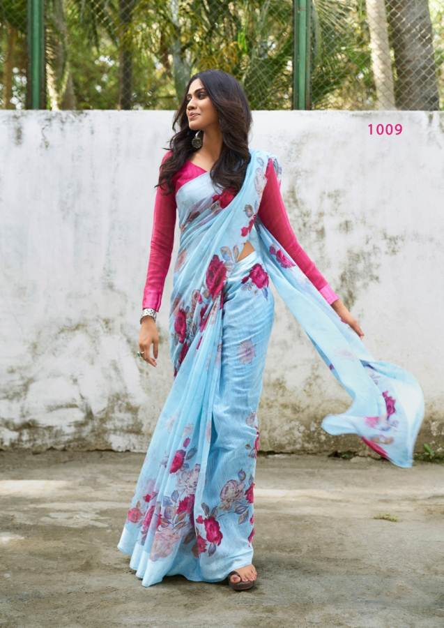 Rajyog Linen Silk collection 9